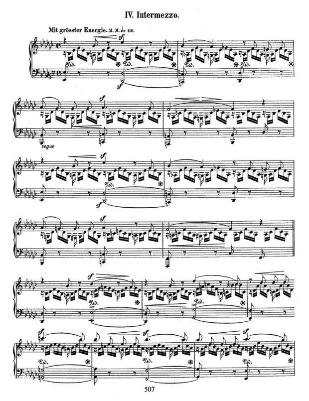 Schumann - Faschingsschwank